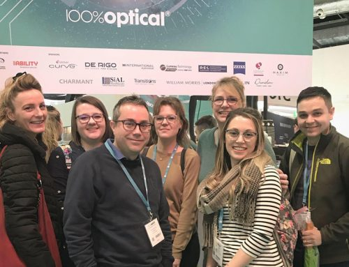100% Optical Conference (ExCel London)